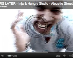 Video clip: LATERS LATER – Inja feat Yanneck & Remo