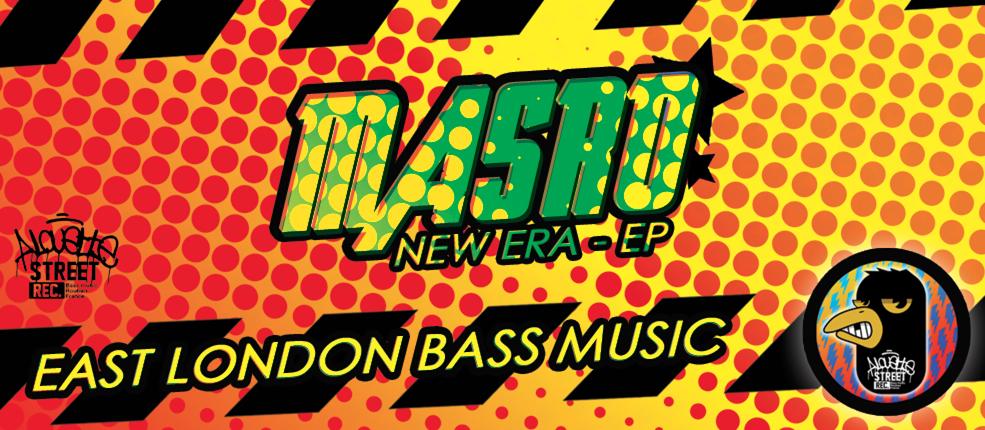 New Era ep by Masro