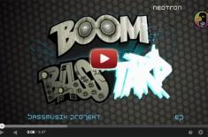 Boom Basstard EP – Neotron – trailer