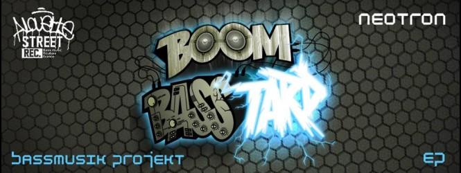 Boom BassTard – ep by Neotron