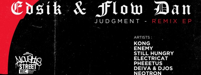 Judgment Remix Ep – Edsik & Flow Dan ASR011