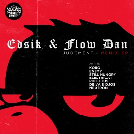 Judgment – Edsik & Flow Dan – Remix Ep