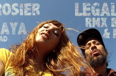 Legalize it – Peter Tosh RMX – Mr Aya & Leah Rosier feat Edsik & Neotron
