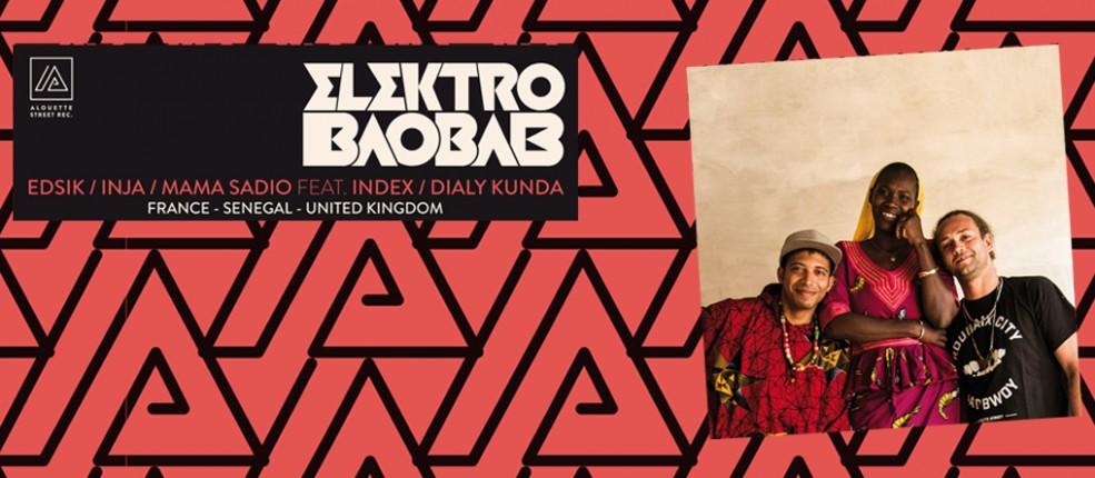 Elektro Baobab – Edsik – Inja – Mama Sadio