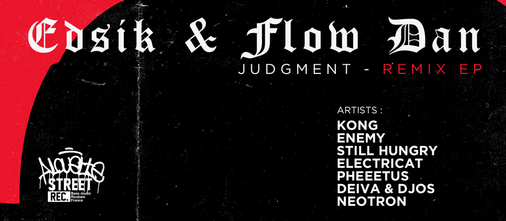 Judgment Remix EP – Various Artists