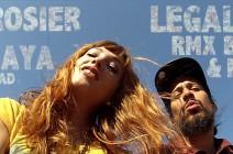 Legalize it – Peter Tosh RMX – Mr Aya & Leah Rosier feat Edsik & Neotron
